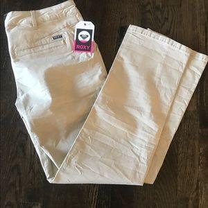 Roxy pants - NWT